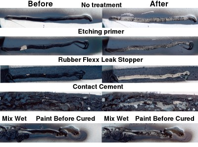 How To Paint Silicone Caulk A Controlled Test