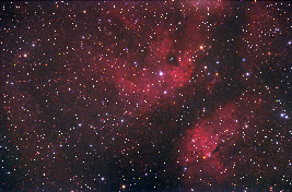 IC.1318 Nebula in Cygnus